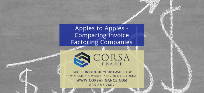 Comparing Factoring Benefits - Which Invoice Factoring Company Should You Choose?
