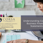 Overview of Common Business Financial Statements