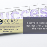 11 ways to position your business for success in the New Year