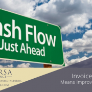 Invoice Factoring Means Improved Cash Flow