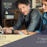 7 Signs Point to a Real Need for Business Growth
