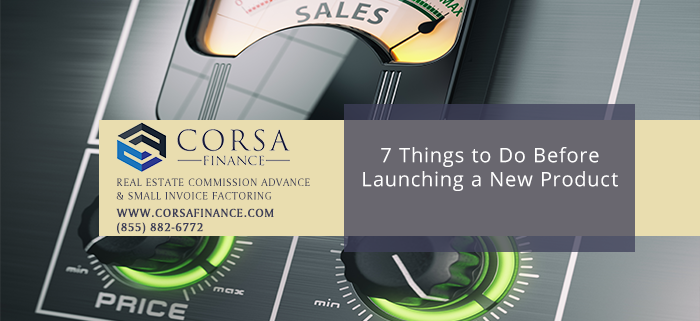 7 Things to Do Before Launching a New Product or Service