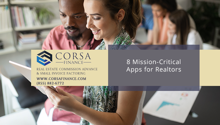8 Mission Critical Realtor Apps and Tools for a Thriving Brokerage