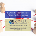 5 Ways Realtors Can Adjust During the Coronavirus Crisis