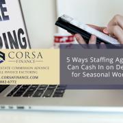 5 Ways Staffing Agencies Can Cash In On Seasonal Holiday Hiring