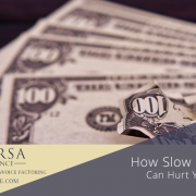 Solving Slow Cash Flow with Invoice Factoring