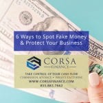 6 Ways to Spot Fake Money and Protect Your Small Business from Scams
