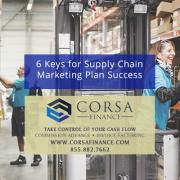6 Keys for Supply Chain Marketing Plan Success